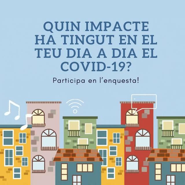L'Ajuntament de Torrefarrera enquesta el veïnat sobre com els afecta el Covid-19