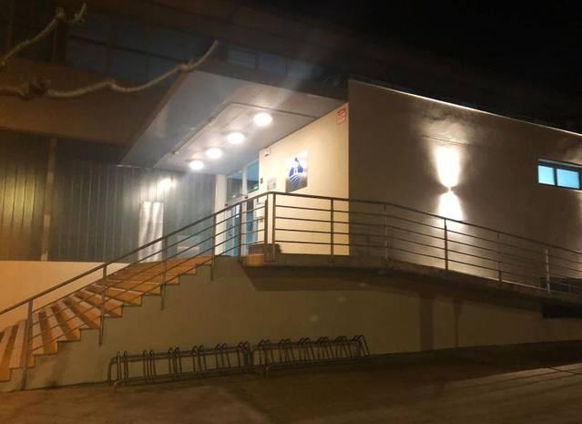 L'Ajuntament de Torrefarrera realitza obres de manteniment i millora al pavelló municipal