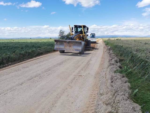L'Ajuntament de Torrefarrera realitza obres de millora en camins i aparcaments del municipi