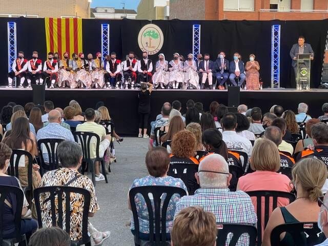 L'alcalde d'Alcarràs convida a treballar per un futur amb salut, prosperitat i oportunitats pel poble i a gaudir de la Festa Major