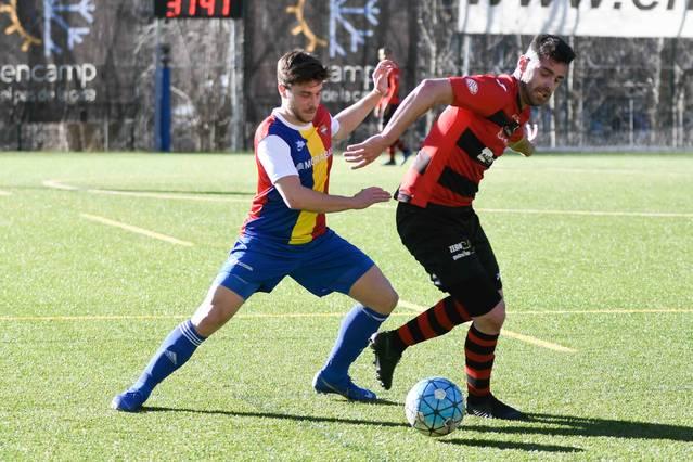 L'EFAC no aconsegueix frenar l'Andorra (1-0)