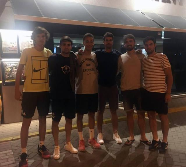 L'equip masculí del CT Lleida s'assegura la permanència a la 2ª categoria del Campionat d'Espanya