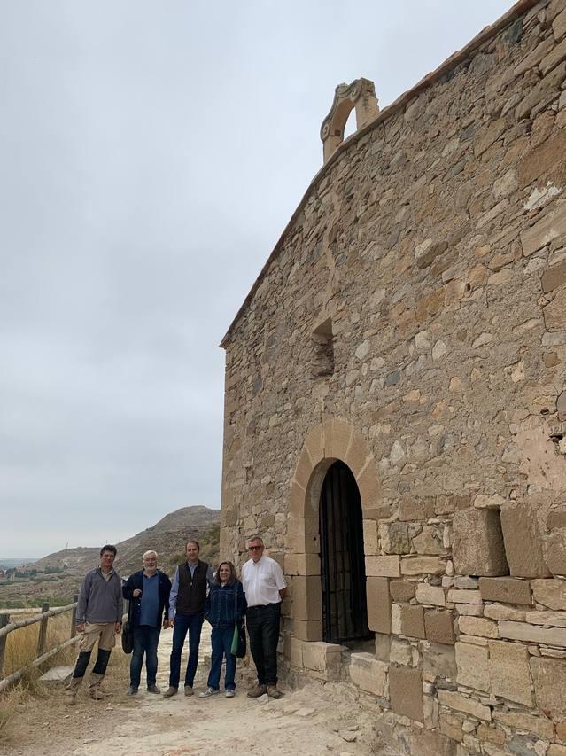 Les darreres excavacions a l'ermita de Sant Jaume determinen quatre fases constructives