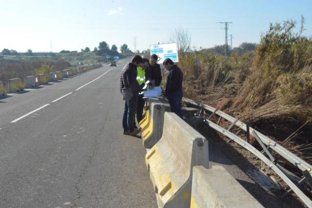 Les obres de millora de la carretera de Llardecans a Albatàrrec començaran en breu