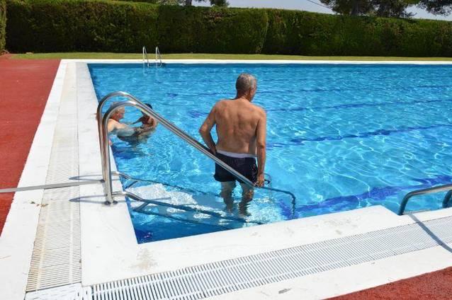Les piscines de Rosselló romandran tancades aquest estiu