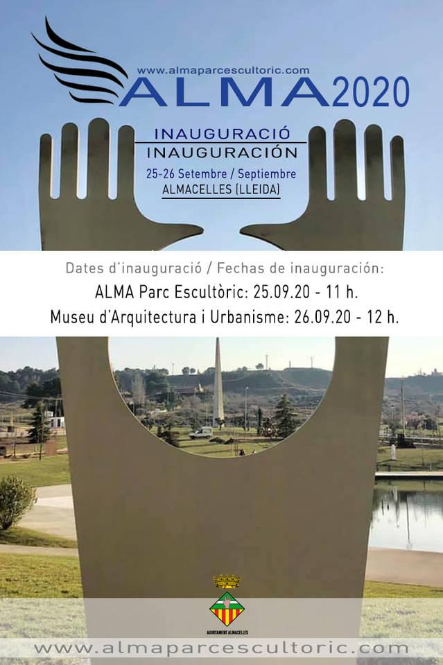 L'escultor Eduardo Chillida, a Almacelles el 25 i 26 de setembre