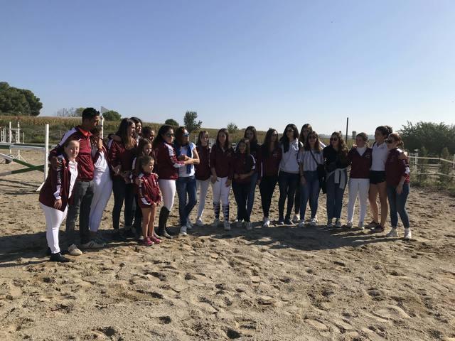 L'hípica lleidatana celebra Sant Miquel amb el Concurs Territorial de Salt al C.H Terraferma