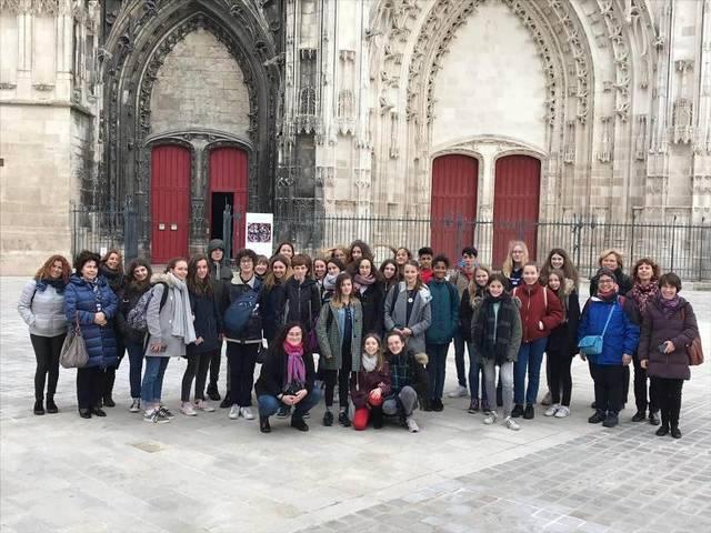 L'Institut de Torrefarrera participa en un projecte Erasmus que treballa hàbits saludables