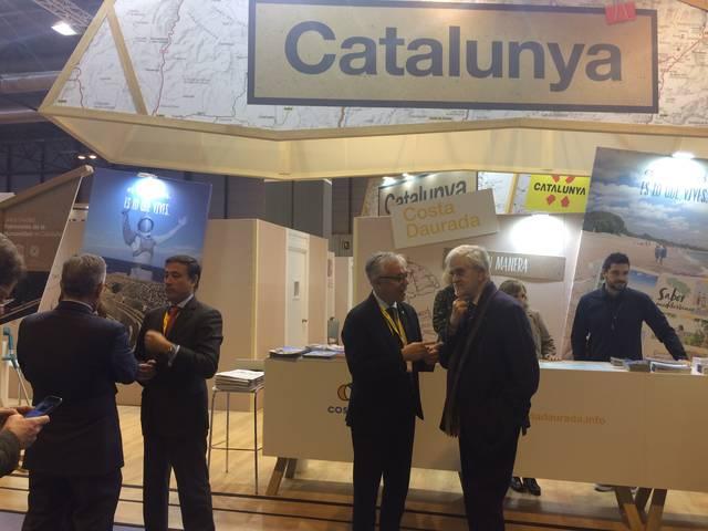 Lleida es promociona a Fitur