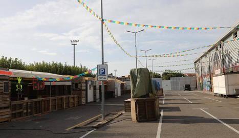 Lliure amb càrrecs el detingut per apunyalar un jove a Torrefarrera