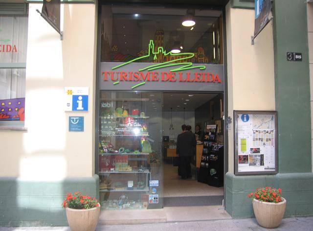 L'Oficina de Turisme de Lleida rep més de 708.000 visitants des de que va obrir
