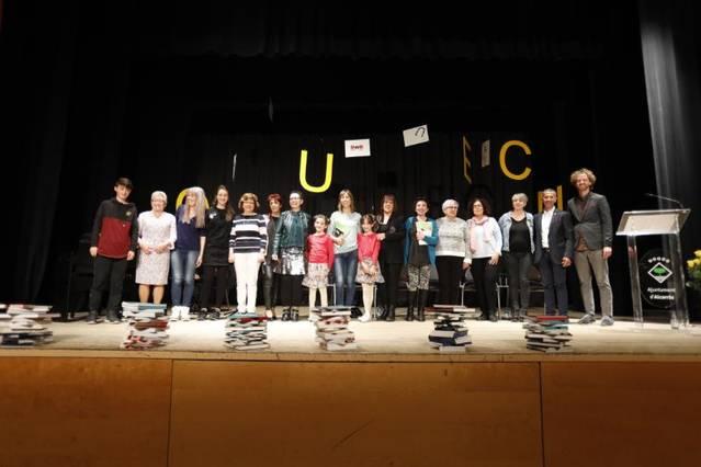Maria Carme Alerm guanya el 14è Premi de Narració Curta 'Vila d'Alcarràs'