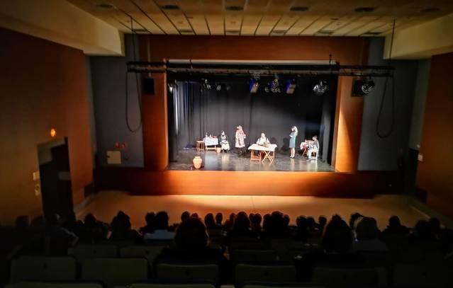 Més d'un centenar de persones assisteixen al primer cap de setmana de Vesprades Teatrals, a Puigverd i Artesa de Lleida