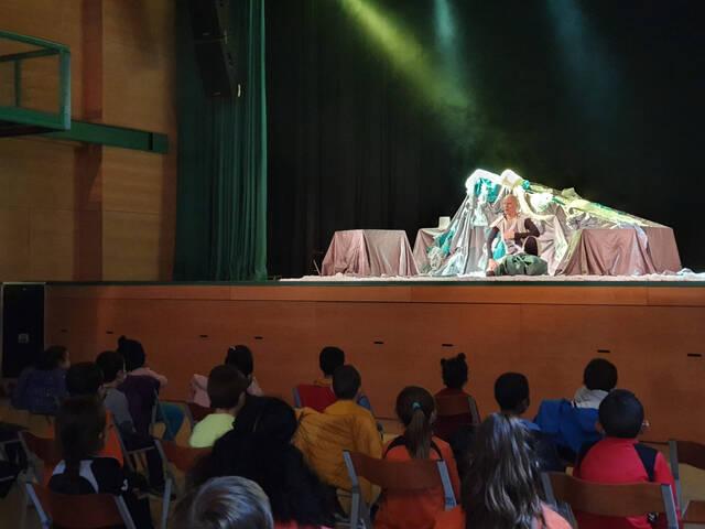 Miscel·lània Teatre, amb 'Il·lia', protagonista aquest cap de setmana a La Granja d'Escarp