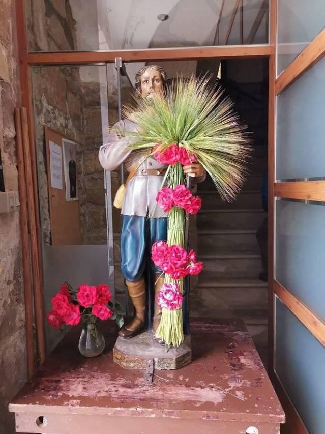 Montoliu celebra la Festa Major de Sant Isidre des de casa