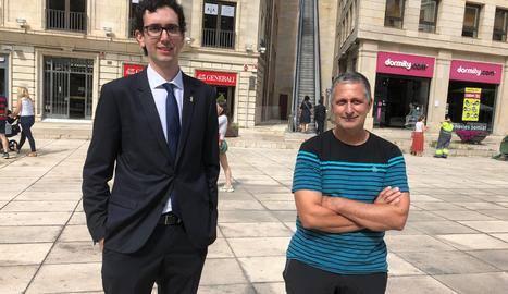 Nou judici a Lleida a un Guàrdia Civil acusat d'agredir un votant a Alcarràs l'1-O