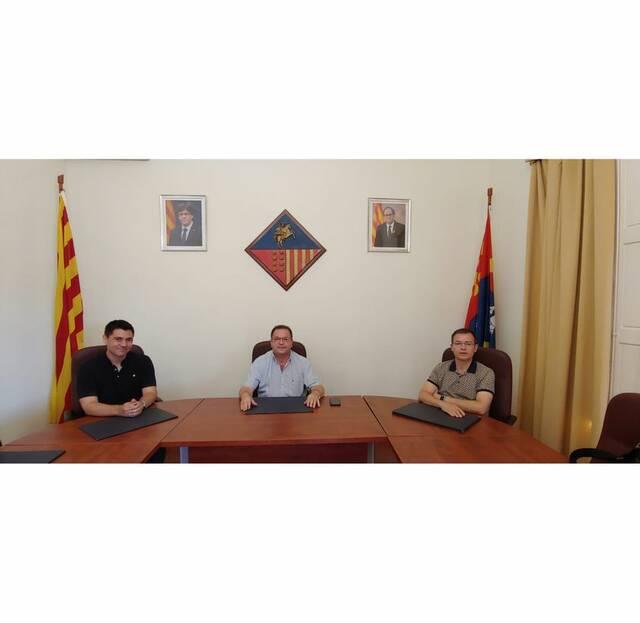 Nou secretari a l'Ajuntament de Seròs