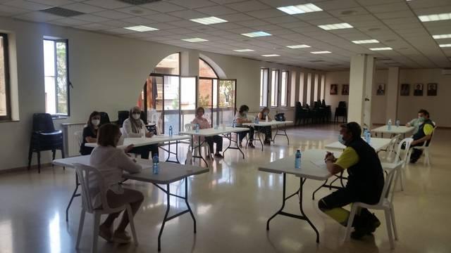 Nous educadors a Aitona per a realitzar tasques informatives i de sensibilització sobre la Covid-19