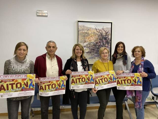 Nova campanya de promoció turística Aitona en Tardor