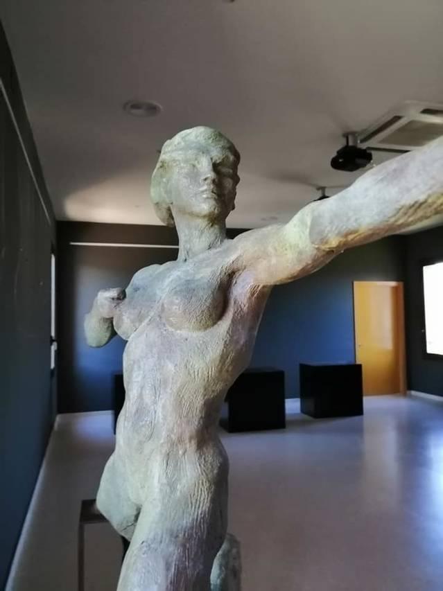 Noves exposicions a la mostra temporal del MAU d'Almacelles