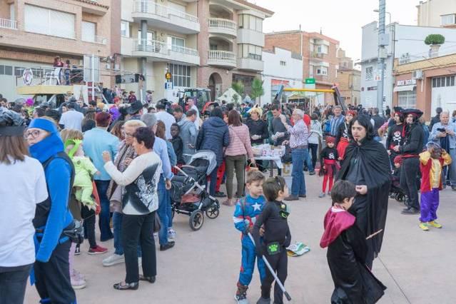 Onze carrosses i més de 500 participants al carnaval d'Almenar
