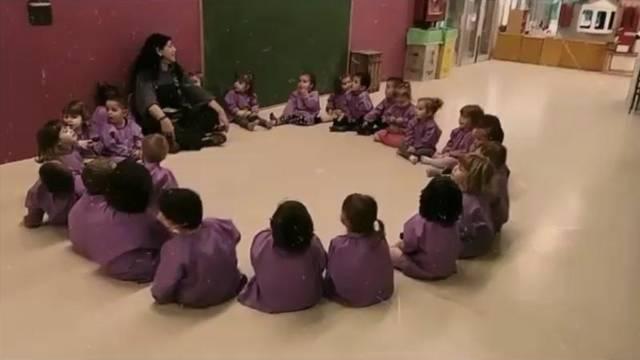 Portes obertes en línia de l'Escola Bressol Pas a Pas de Rosselló