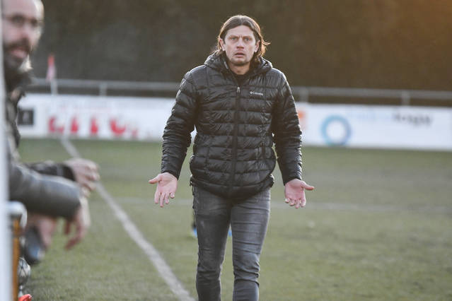 Radosav Radulovic deixa de ser l'entrenador de l'EFAC