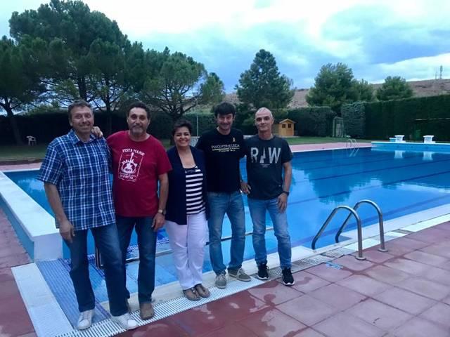 Renovació de l'acord entre les poblacions de Castelldans, Artesa de Lleida, Puigverd de Lleida, Aspa i l'Albagés per l'accés recíproc a les piscines