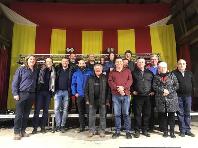 Reunió d'alcaldes del Segrià i les Terres de l'Ebre contra l'abocador de Riba-roja