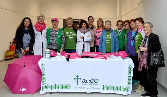 Rosselló contra el càncer de mama