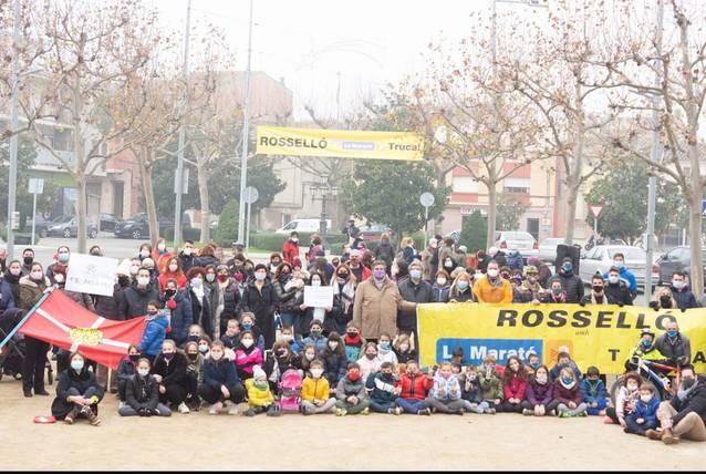 Rosselló recapta 6.728,70 euros per a La Marató