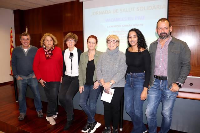 Sàhara Ponent i Alpicat Solidari, protagonistes de la segona sessió de les Jornades Sanitàries d'Alpicat