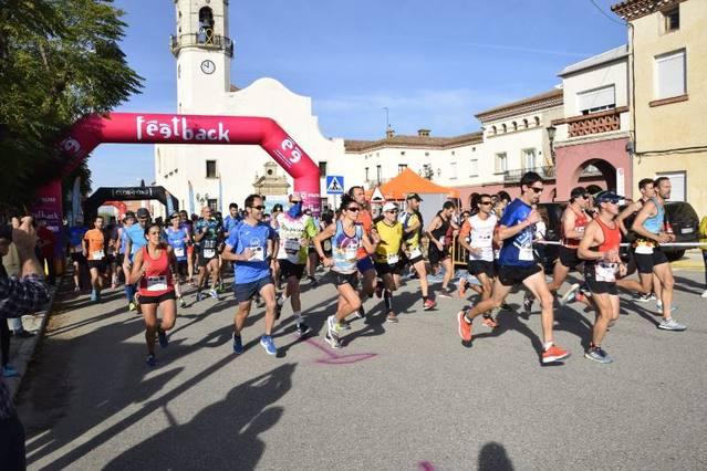 Sancho Ayala i Rosamari Carulla s'imposen a la 12ª Curs de la Barca