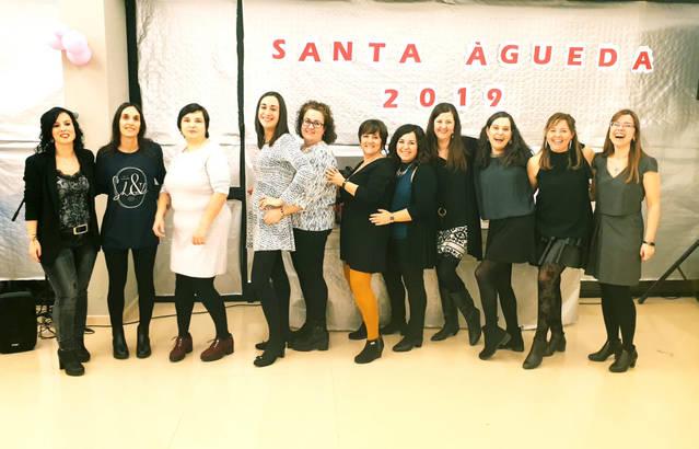 Sopar de Santa Àgueda de les Dones de la Granja d'Escarp