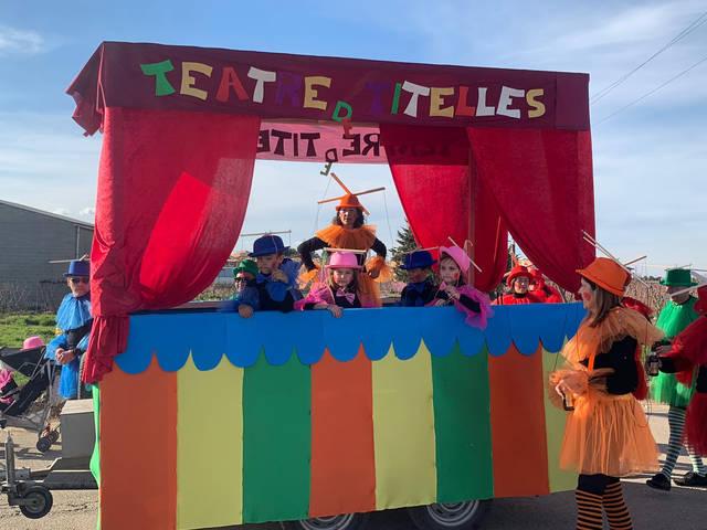 Soses es volca amb la celebració del Carnaval