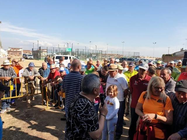 Tirada de Bitlles a Rosselló amb 220 participants