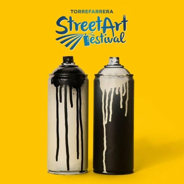 Torrefarrera comença a pintar la 5a edició del seu Street Art Festival