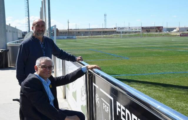 Torrefarrera homenatjarà als exesportistes Antoni Palau i Manel Bosch