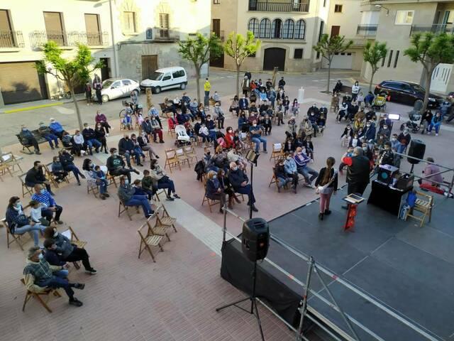 Torres de Segre apropa música i màgia a 250 persones el segon cap de setmana de les Jornades Culturals