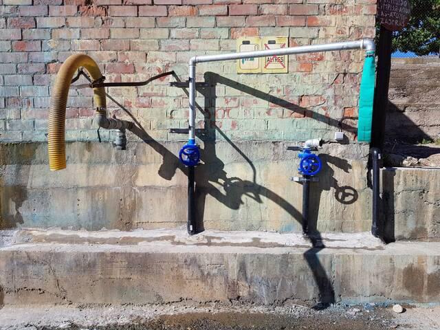Torres de Segre modernitza el servei d'aigua per omplir les atomitzadores dels pagesos del poble