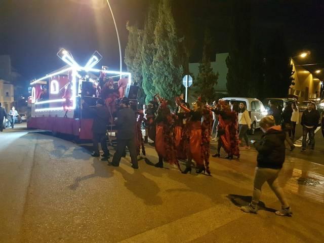 Un Carnaval de disbauxa a Almenar