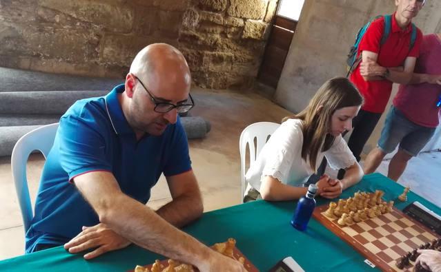 Una jugadora entrenada per Josep Oms fa història