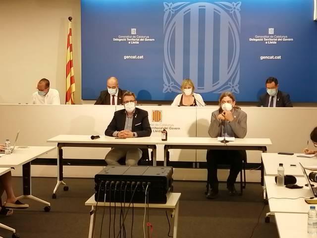 Una jutge no autoritza l'enduriment del confinament de Lleida i 7 pobles del Segrià