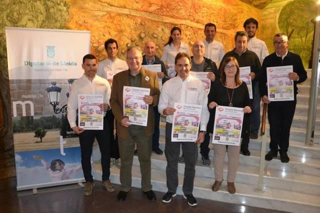 Uns 8.200 participants prenen part en les activitats dels consells esportius de Lleida 'Trofeu Diputació-Jocs Esportius Escolars de Catalunya 2018-2019'