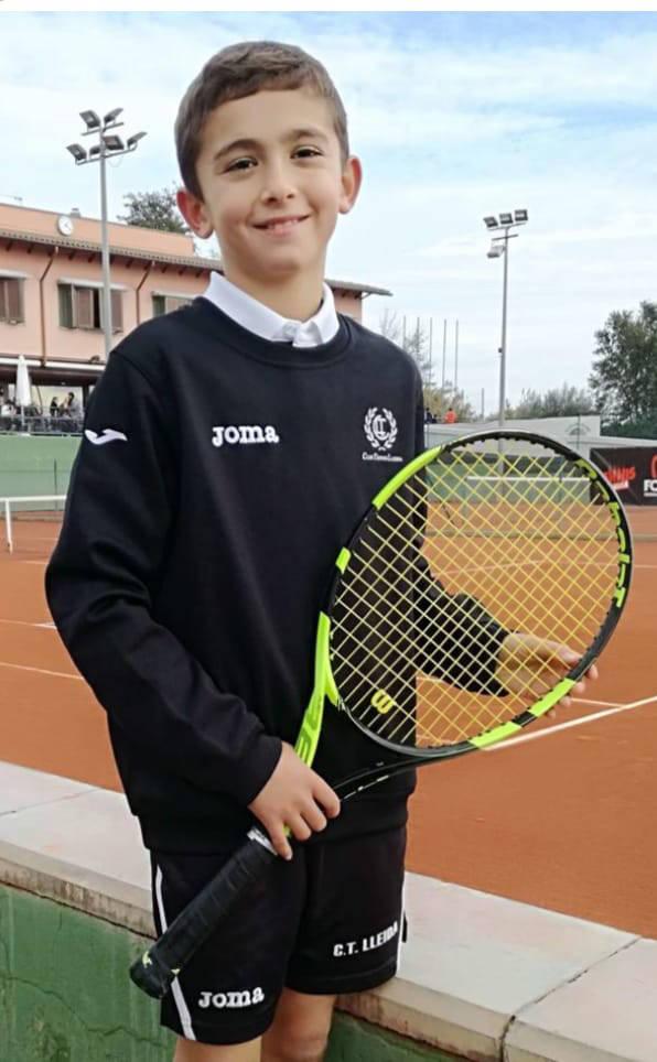 Víctor Palomar, a semifinals del Campionat de Catalunya Aleví i classificat per al Campionat d'Espanya