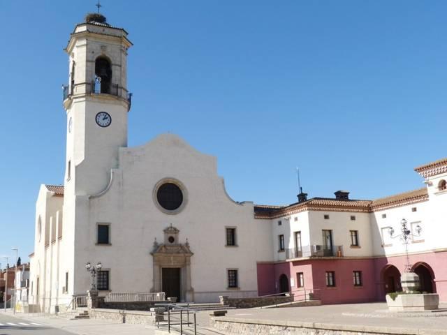 Vilanova de la Barca reprèn la missa dominical amb mesures higièniques pel Covid-19