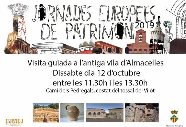 Visita guiada a l'antiga vila d'Almacelles