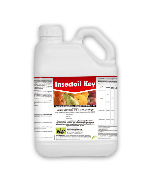 INSECTOIL KEY