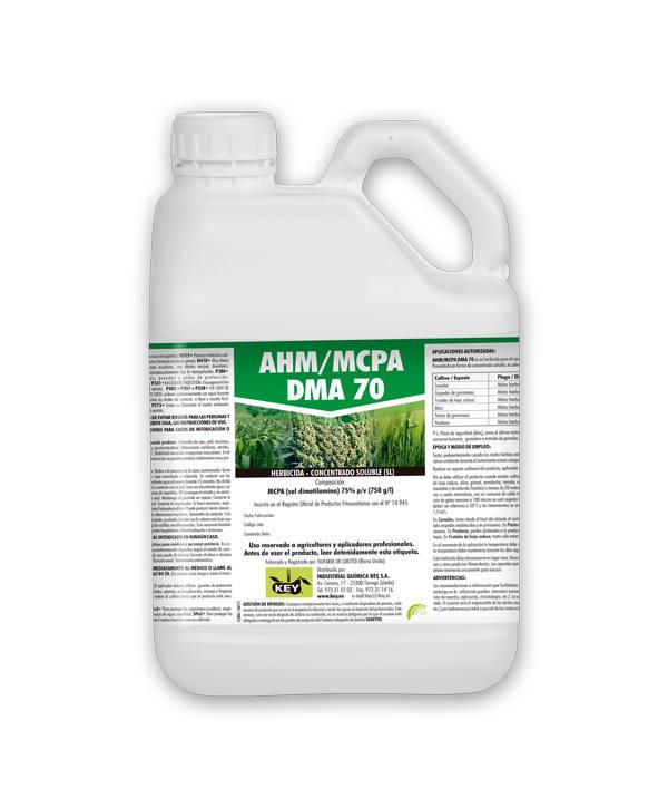 AHM/MCPA DMA70