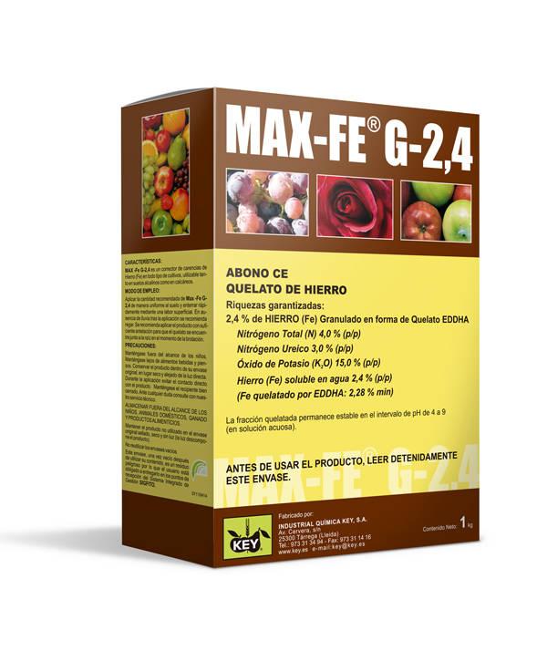 MAX-Fe G-2,4